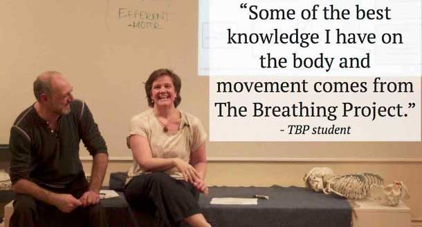 The Breathing Project | Past, Present and Future